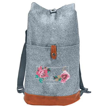 Field & Co. Campster Drawstring Rucksack, 7950-25, 1 Colour Imprint
