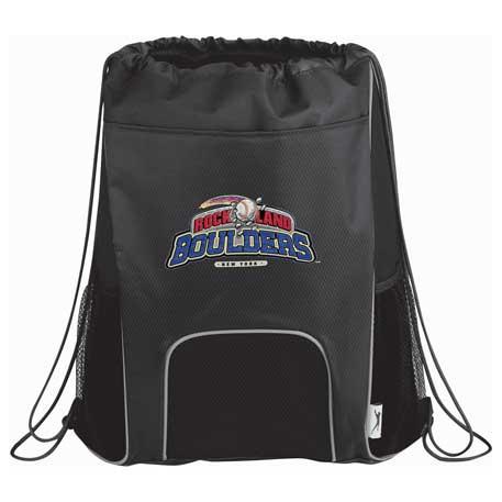 Slazenger Competition Drawstring Sportspack, 6050-44 - 1 Colour Imprint