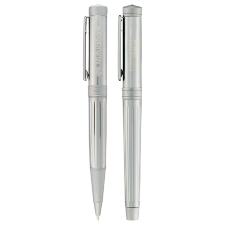 Cutter & Buck Midlands Pen Set, 1055-57, 1 Colour Imprint