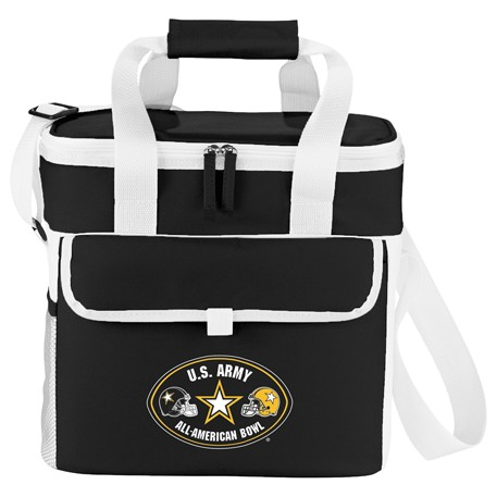 Game Day 18 Can Sport Cooler, 4200-03, 1 Colour Imprint