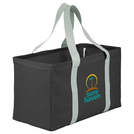 Oversized Carry-All Tote, 2301-18 - 1 Colour Imprint