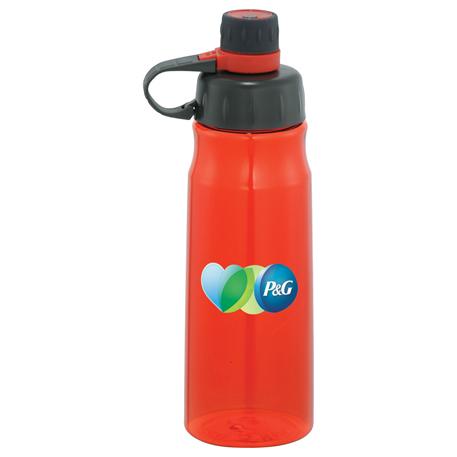 Race Day BPA Free Tritan Sport Bottle 28oz, 1624-66 - 1 Colour Imprint