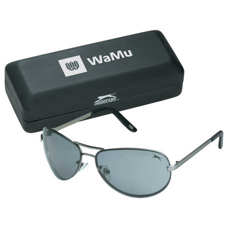 Slazenger Pilot Sunglasses, 1070-36 - 1 Colour Imprint