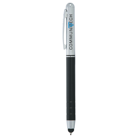 Elite 3 in 1 Stylus Ballpoint Laser Presenter, 1068-08, 1 Colour Imprint
