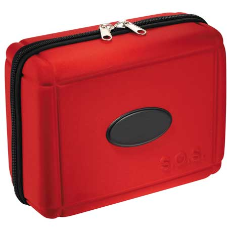 Highway Roadside Emergency Kit, 3350-40, Epoxy Dome Imprint