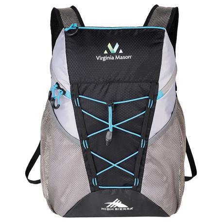 High Sierra Pack-n-Go Backpack, 8052-23, 1 Colour Imprint