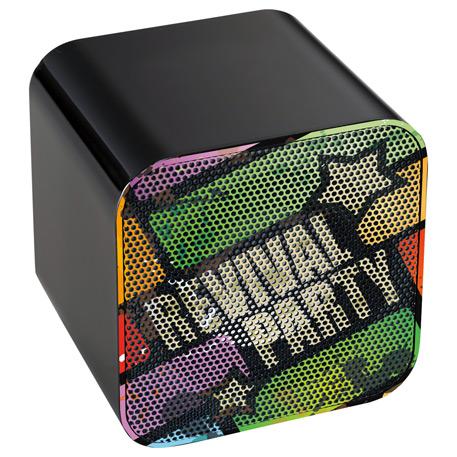 ifidelity Groove Bluetooth Speaker, 7199-23 - 1 Colour Imprint
