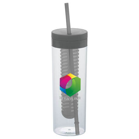 Ice Cool Infuser Tumbler 20oz, 1624-54 - 1 Colour Imprint