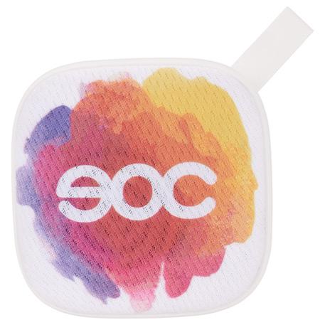 Portable Fabric Bluetooth Speaker, 7198-20 - 1 Colour Imprint