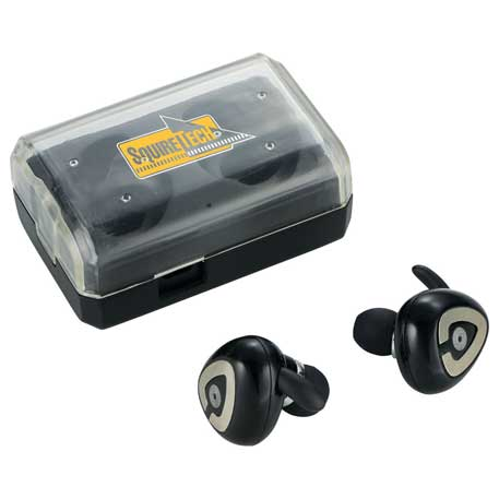 ifidelity True Wireless Bluetooth Earbuds, 7199-90, 1 Colour Imprint