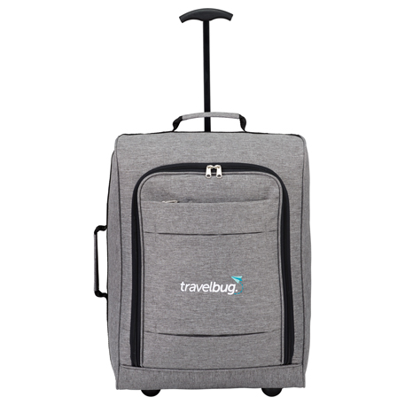 Budget Luggage, 8400-50, 1 Colour Imprint
