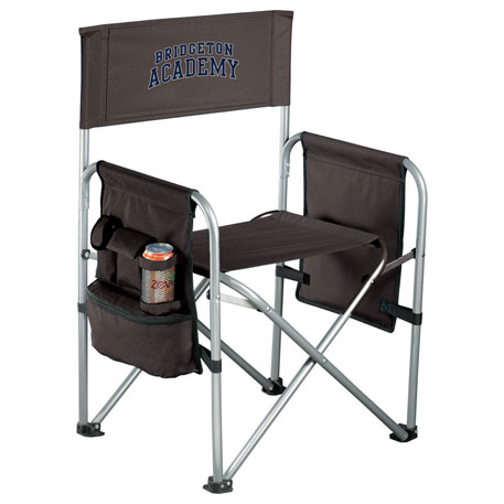 Game Day Director's Chair, 1070-18 - 1 Colour Imprint