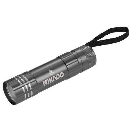 COB Flare Flashlight with Bottle Opener, 1226-57 - Laser Engraved Imprint