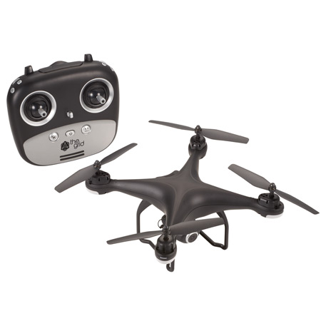 Remote Control Drone with Camera and GPS, 7140-92 - 1 Colour Imprint