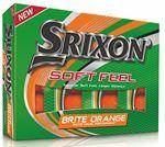 Srixon - Soft Feel 12 - Brite Orange - TMB10299497