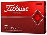 Titleist® TruFeel™ Matte Red Golf Balls (In House)