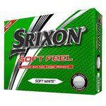 Srixon® Soft Feel 11 White Golf Balls