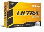 Wilson® Ultra 500 Distance White Golf Balls (Factory Direct)