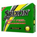 Srixon® Soft Feel 11 Yellow Golf Balls