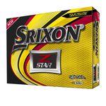 Srixon® Z-STAR 6 Yellow Golf Balls