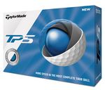 TaylorMade® TP5 White Golf Balls (In House)