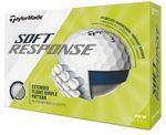 TaylorMade® Soft Response White Golf Balls (In House)