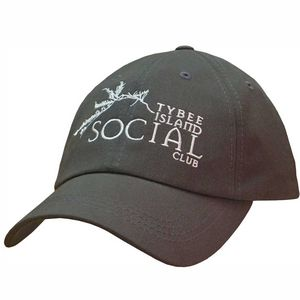 The Classic Solid Color Cap w  Velcro Fastener - 1000-2 - IdeaStage  Promotional Products 072e22fb146