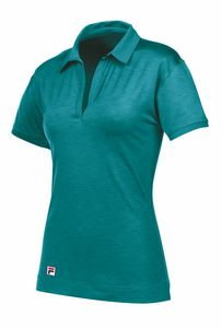 5df41a1695 FILA Women's Lisbon Polo Shirt - FA5560 - IdeaStage Promotional Products