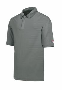 55e628532a FILA Men's Monaco Striped Polo Shirt - FA5051 - IdeaStage Promotional  Products