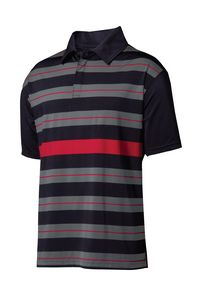3e30662c09 FILA Men's Bristol Engineered Striped Polo Shirt - FA5041 - IdeaStage  Promotional Products