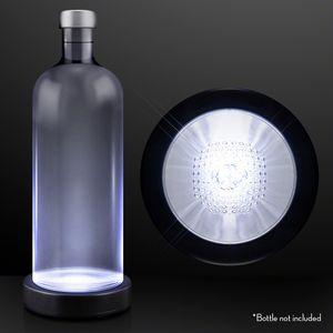 Custom White Light Base for Bottles & Vase Up Lighting