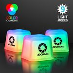 Custom Hollywood Ice Multicolor LED Glow Cubes