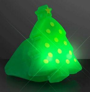 Led Soft Christmas Tree Ring Holiday Jewelry 12214 Tree
