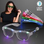 LED Flashing Cool Shade Party Glasses