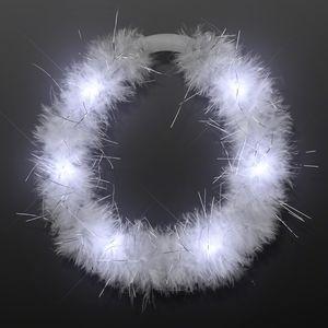 Custom Light Up Angel Halo, LED Costume Headband