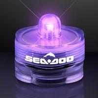 Customized Purple Submersible Light