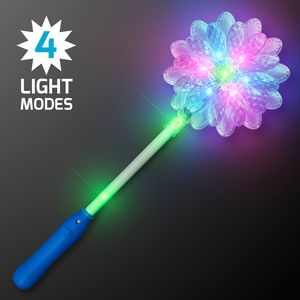 Custom LED Daisy Flower Light Up Wand