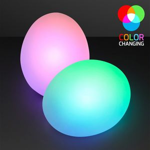 Custom Light Up Easter Eggs