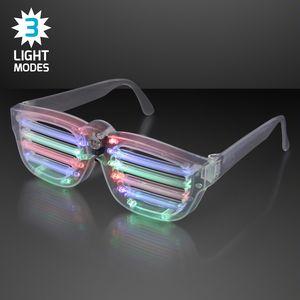Flashing LED Rave Party Shades