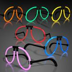Neon Glow Glasses - Assorted