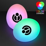 Custom Imprinted Light Up Easter Eggs
