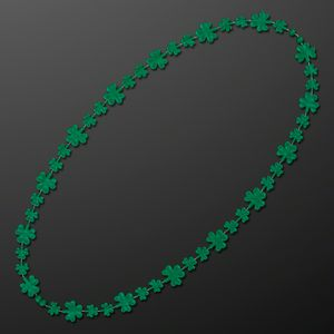 Custom Lil' Shamrock Beads For St. Patty's Day (NON-Light Up)