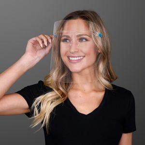Custom Anti-Fog Safety Shield Face Cover Glasses