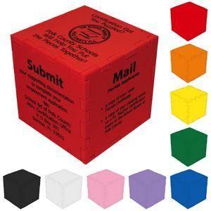 Foam Puzzle Cube (3)