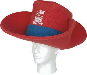 c70799d75 Foam Cowboy Hat - 30 Gallon
