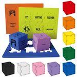 Custom Foam Puzzle Cube 1 1/2