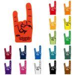 Rock On/ Horn Hand Foam Waver
