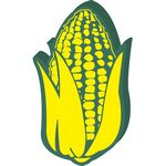 Foam Corn Waver Mitt