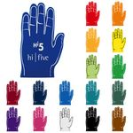 5 Finger Foam Hand Mitt