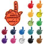 Basketball Foam Hand - 17.75